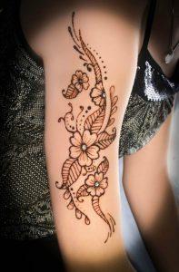 Henna vállra 2.